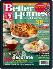 Better Homes and Gardens Australia (Digital) Subscription August 1st, 2011 Issue