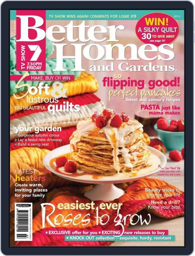 Better Homes and Gardens Australia (Digital) May 26th, 2011 Issue Cover