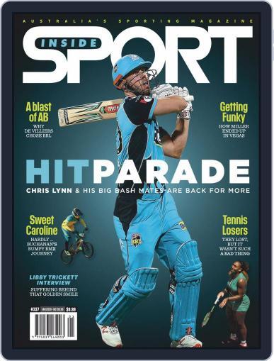 Inside Sport January 1st, 2020 Digital Back Issue Cover