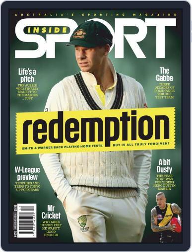 Inside Sport (Digital) December 1st, 2019 Issue Cover