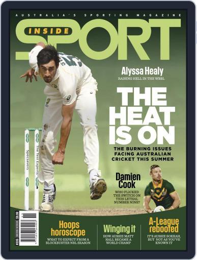 Inside Sport November 1st, 2019 Digital Back Issue Cover