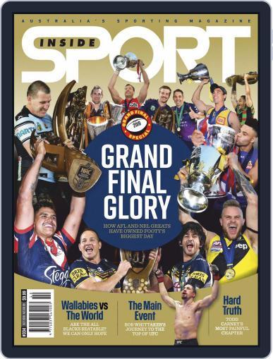 Inside Sport October 1st, 2019 Digital Back Issue Cover