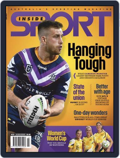 Inside Sport July 1st, 2019 Digital Back Issue Cover