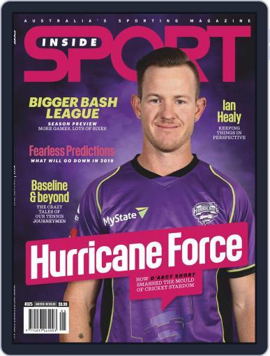 Inside Sport (Digital) January 1st, 2019 Issue Cover