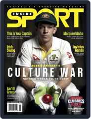 Inside Sport (Digital) Subscription November 1st, 2018 Issue