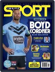 Inside Sport (Digital) Subscription June 1st, 2018 Issue