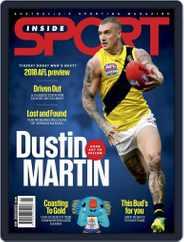 Inside Sport (Digital) Subscription April 1st, 2018 Issue