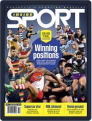 Inside Sport (Digital) Subscription October 1st, 2017 Issue