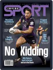 Inside Sport (Digital) Subscription September 1st, 2017 Issue