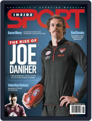 Inside Sport August 1st, 2017 Digital Back Issue Cover