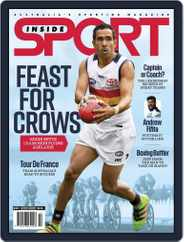Inside Sport (Digital) Subscription July 1st, 2017 Issue