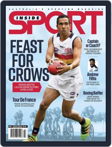 Inside Sport July 1st, 2017 Digital Back Issue Cover