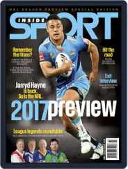Inside Sport (Digital) Subscription March 1st, 2017 Issue