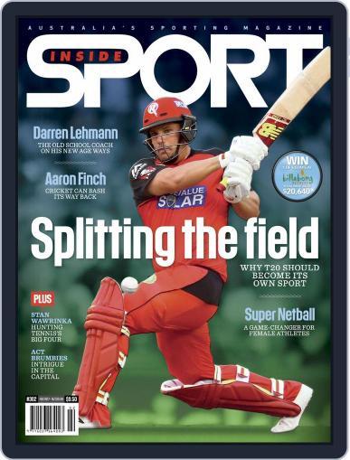 Inside Sport February 1st, 2017 Digital Back Issue Cover