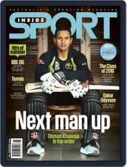 Inside Sport (Digital) Subscription January 1st, 2017 Issue