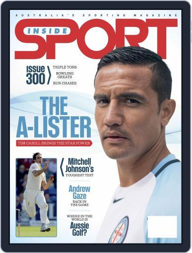 Inside Sport December 1st, 2016 Digital Back Issue Cover