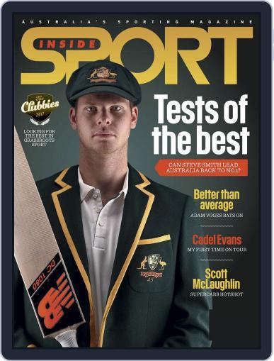 Inside Sport November 1st, 2016 Digital Back Issue Cover