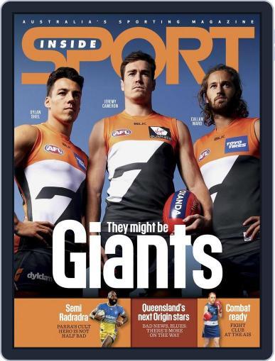 Inside Sport June 15th, 2016 Digital Back Issue Cover