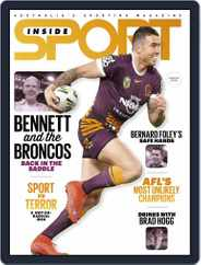 Inside Sport (Digital) Subscription August 24th, 2015 Issue