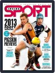 Inside Sport (Digital) Subscription February 17th, 2013 Issue