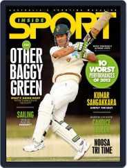 Inside Sport (Digital) Subscription December 16th, 2012 Issue