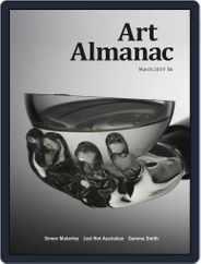 Art Almanac (Digital) Subscription March 1st, 2019 Issue