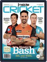 Inside Cricket (Digital) Subscription January 1st, 2018 Issue