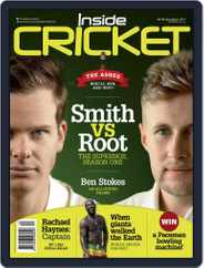 Inside Cricket (Digital) Subscription December 1st, 2017 Issue