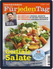 essen&trinken für jeden Tag (Digital) Subscription June 1st, 2018 Issue