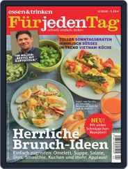 essen&trinken für jeden Tag (Digital) Subscription April 1st, 2018 Issue