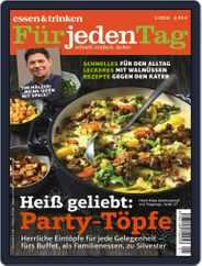 essen&trinken für jeden Tag (Digital) Subscription January 1st, 2018 Issue