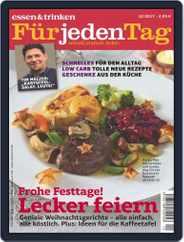 essen&trinken für jeden Tag (Digital) Subscription December 1st, 2017 Issue