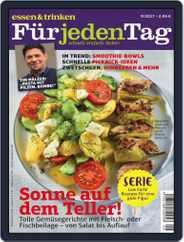 essen&trinken für jeden Tag (Digital) Subscription September 1st, 2017 Issue