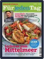essen&trinken für jeden Tag (Digital) Subscription August 1st, 2017 Issue