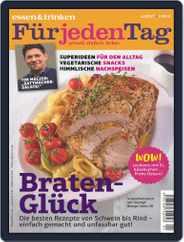 essen&trinken für jeden Tag (Digital) Subscription April 1st, 2017 Issue