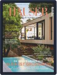 Häuser (Digital) Subscription February 1st, 2020 Issue