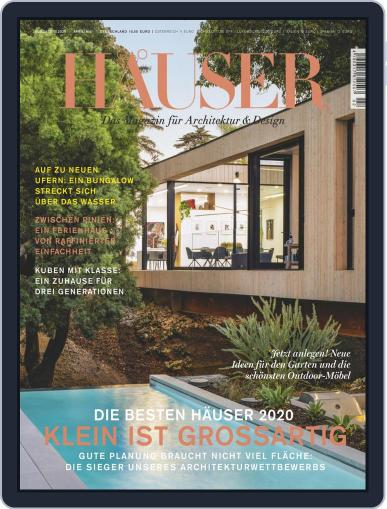 Häuser (Digital) February 1st, 2020 Issue Cover