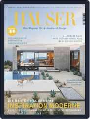 Häuser (Digital) Subscription April 1st, 2019 Issue