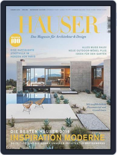 Häuser (Digital) April 1st, 2019 Issue Cover