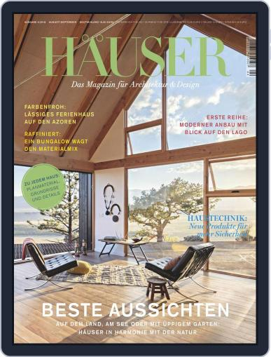 Häuser (Digital) May 1st, 2018 Issue Cover