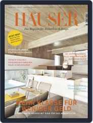 Häuser (Digital) Subscription March 1st, 2018 Issue