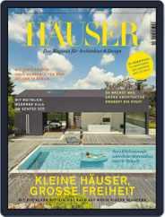 Häuser (Digital) Subscription September 1st, 2017 Issue