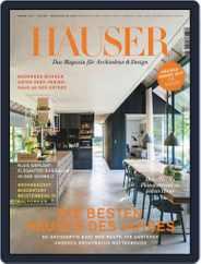 Häuser (Digital) Subscription April 1st, 2017 Issue