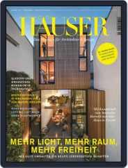 Häuser (Digital) Subscription January 1st, 2017 Issue