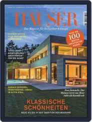 Häuser (Digital) Subscription December 1st, 2016 Issue