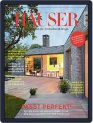 Häuser (Digital) Subscription October 1st, 2016 Issue