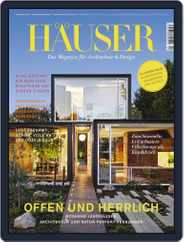 Häuser (Digital) Subscription July 1st, 2016 Issue