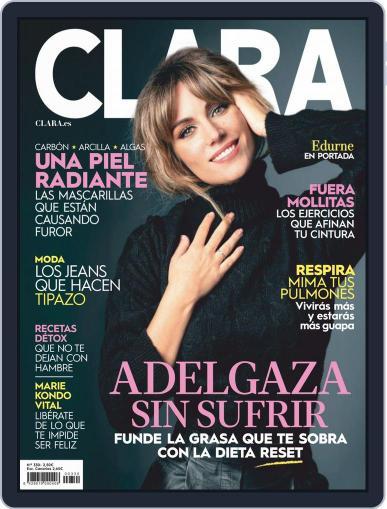 Clara (Digital) February 1st, 2020 Issue Cover