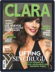 Clara (Digital) Subscription October 1st, 2018 Issue