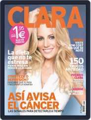 Clara (Digital) Subscription October 1st, 2015 Issue